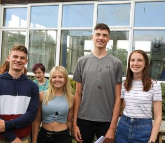 A Level Results - August 2019